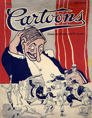 Cartoons Magazine, June 1912