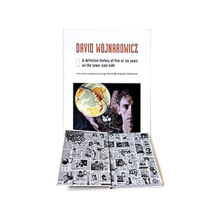 David Wojnarowicz's years on the Lower East Side book